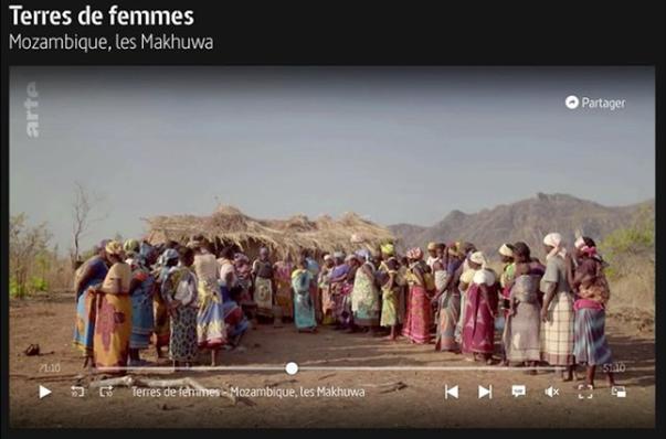 Documentaire sur les Makhuwa