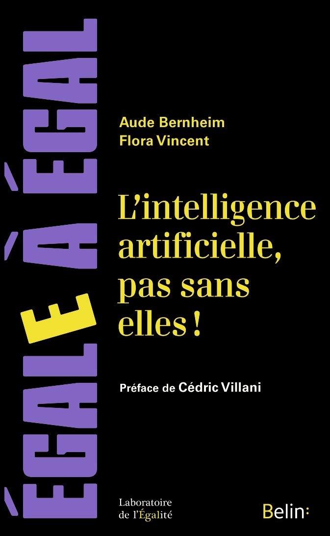 Couverture du livre l'intelligence artificielle pas sans elle