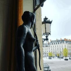 Statue Dijonnaise